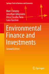 Environmental Finance and Investments by Marc Chesney