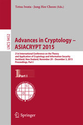 Advances in Cryptology -- ASIACRYPT 2015 by Tetsu Iwata