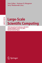 Large-Scale Scientific Computing by Ivan Lirkov