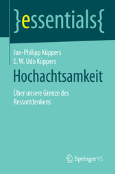 Hochachtsamkeit by Jan-Philipp Küppers