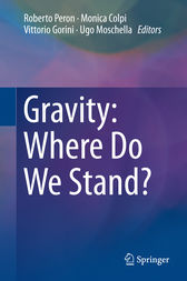 Gravity: Where Do We Stand? by Roberto Peron