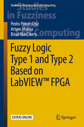 Fuzzy Logic Type 1 and Type 2 Based on LabVIEW™ FPGA by Pedro Ponce-Cruz