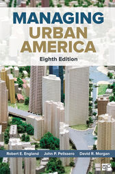 Managing Urban America by Robert E. England