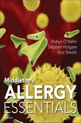Middleton's Allergy Essentials E-Book by Robyn E O'Hehir