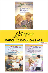 Love Inspired March 2016 - Box Set 2 of 2 by Brenda Minton