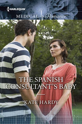 The Spanish Consultant's Baby by Kate Hardy