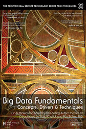 Big Data Fundamentals by Thomas Erl