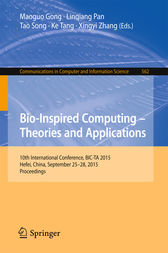 Bio-Inspired Computing -- Theories and Applications by Maoguo Gong