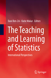 The Teaching and Learning of Statistics by Dani Ben-Zvi