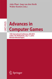 Advances in Computer Games by Aske Plaat