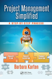 Project Management Simplified by Barbara Karten