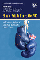 Should Britain Leave the EU? by Patrick Minford