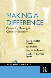 Making a Difference by Karen Hunter-Quartz