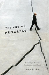 The End of Progress by Amy Allen
