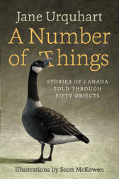 A Number of Things by Jane Urquhart