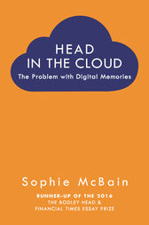 Head in the Cloud by Sophie McBain