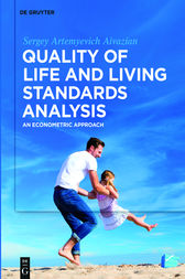 Quality of Life and Living Standards Analysis by Sergey Artemyevich Aivazian