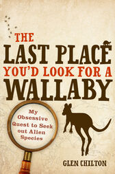 The Last Place You'd Look for a Wallaby by Glen Chilton