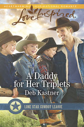 A Daddy For Her Triplets by Deb Kastner