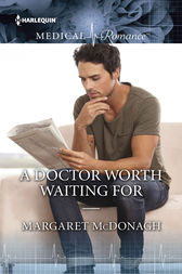 A Doctor Worth Waiting For by Margaret McDonagh