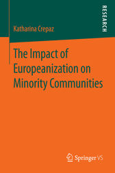 The Impact of Europeanization on Minority Communities by Katharina Crepaz