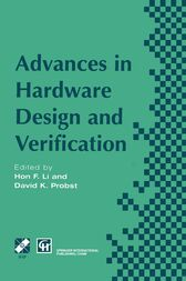 Advances in Hardware Design and Verification by Hon Li;  David Probst