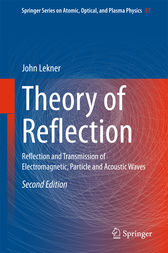 Theory of Reflection by John Lekner
