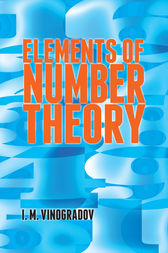 Elements of Number Theory by I. M. Vinogradov