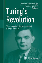 Turing's Revolution by Giovanni Sommaruga