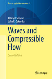 Waves and Compressible Flow by Hilary Ockendon