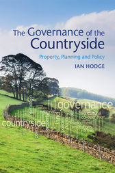 The Governance of the Countryside by Ian Hodge