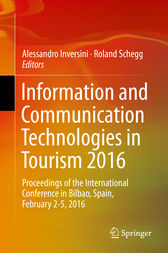 Information and Communication Technologies in Tourism 2016 by Alessandro Inversini