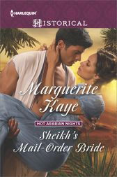 Sheikh's Mail-Order Bride by Marguerite Kaye