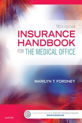 Insurance Handbook for the Medical Office - E-Book by Marilyn Fordney