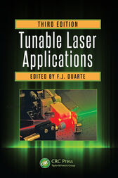 Tunable Laser Applications, Third Edition by F.J. Duarte