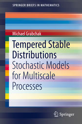 Tempered Stable Distributions by Michael Grabchak