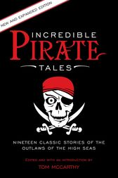 Incredible Pirate Tales by Tom McCarthy