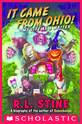 It Came From Ohio! by R.L. Stine