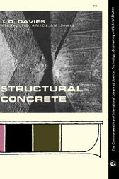 Structural Concrete by J. D. Davies