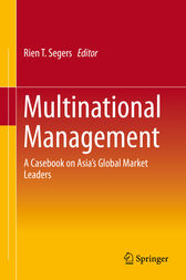 Multinational Management by Rien Segers