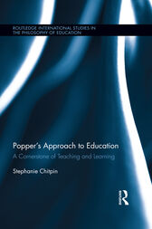 Popper's Approach to Education by Stephanie Chitpin