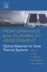 Performance and Durability Assessment: by Michael Kohl