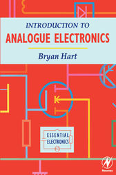 Introduction to Analogue Electronics by B. Hart
