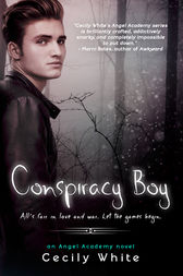 Conspiracy Boy by Cecily White