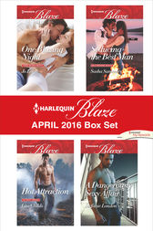 Harlequin Blaze April 2016 Box Set by Jo Leigh