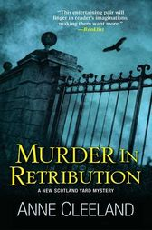 Murder in Retribution by Anne Cleeland