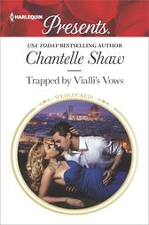 Trapped by Vialli's Vows by Chantelle Shaw