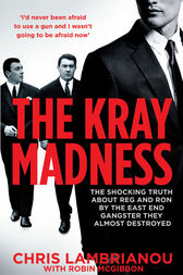 Escape the Kray Madness by Chris Lambrianou