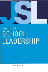 Jsl Vol 5-N3 by JOURNAL OF SCHOOL LEADERSHIP
