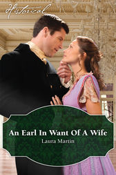 An Earl In Want Of A Wife by Laura Martin
